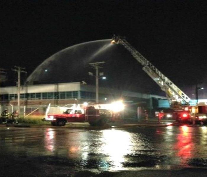 Fire Damage Latex Foam reopens two weeks after fires